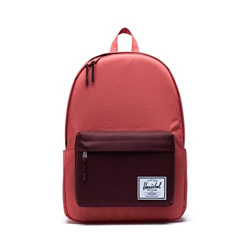 Herschel Classic X-Large Zaino unisex per adulti, colore: rosso...