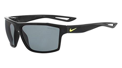 NIKE Legend Ev0940 001 65 Gafas de Sol, Blck/VltW/GryW/SlFl, Hombre
