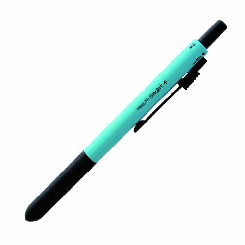 OHTO Multi Smart 4 Multi Functional Pen, Blue (MF-15ST4-BL)