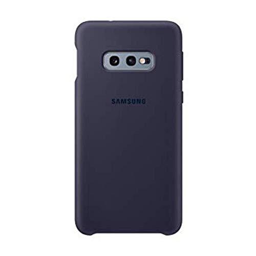 Samsung EF-PG975TNEGWW Custodia in Silicone per S10+, Navy Blu