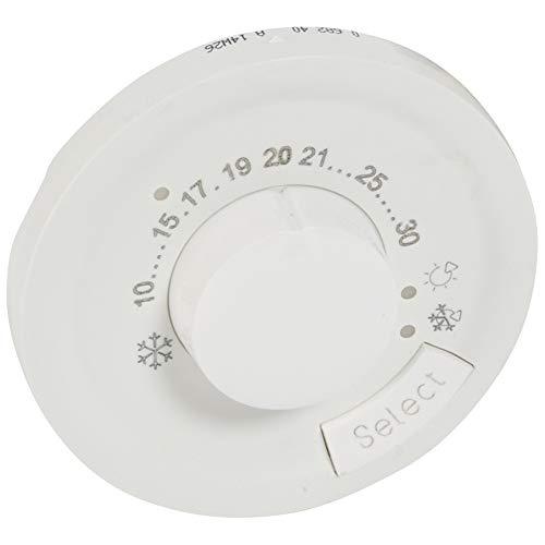 E-X2D Chronothermostat dambiance Blanc