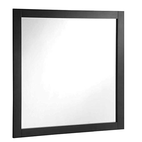 Design House Shorewood 547091 30-inch Vanity Mirror, -