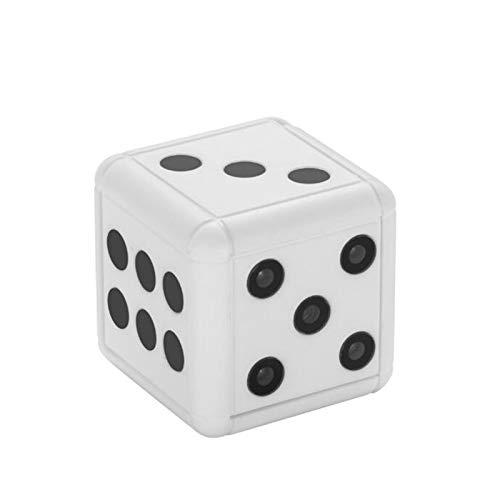 XLY Mini Cámara, Cámara Espía Ocultar Ocultada Portable del Cubo del Micrófono...