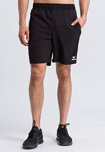 ERIMA Herren Shorts Premium One 2.0 Shorts, schwarz, L, 1161801