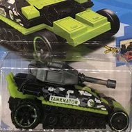 hot wheels army tank - 6