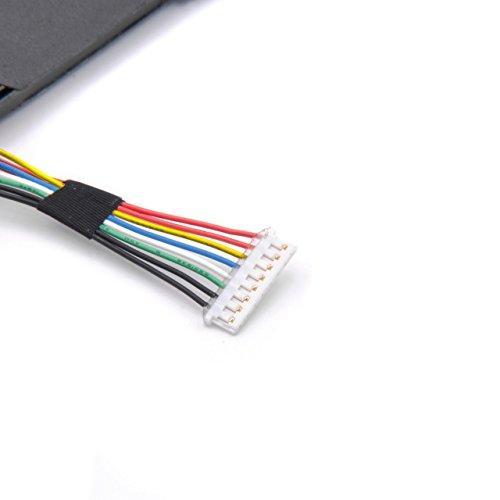 vhbw Akku kompatibel mit Acer Aspire V5-552-85556G50AKK, V5-552-X671, V5-552G-8409, V5-552G-X412 Notebook (4000mAh, 15V, Li-Ion)
