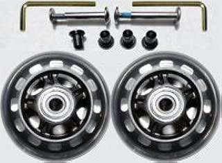 Camelian Luggage Wheel Set - 76x24mm Wheel Size