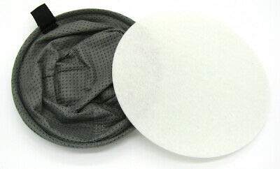 Bissell #2030165 & #2030166 Primary & Secondary Replacement Filters for The Garage Pro Wet/Dry Canister 2 Pack Kit