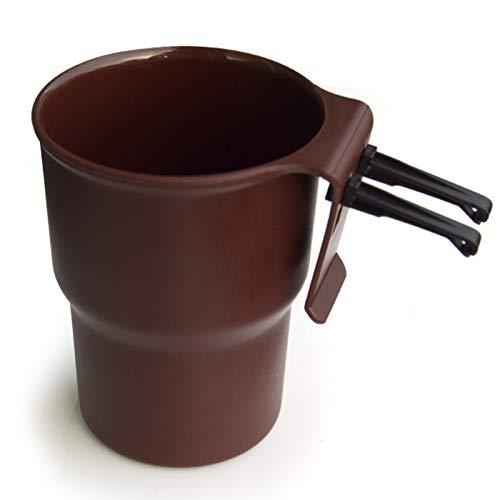 mlloaayo Taza de Almacenamiento multifunción para Coche, Soporte para Botella de Agua, Soporte Universal para Taza de Bebida para Coche, para Tazas Termo, latas de Bebidas