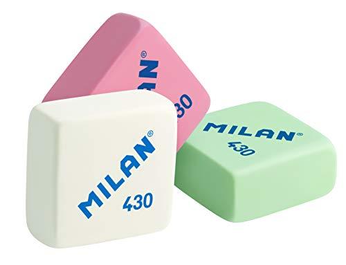 Milan 430 - Caja de 30 gomas de borrar,...