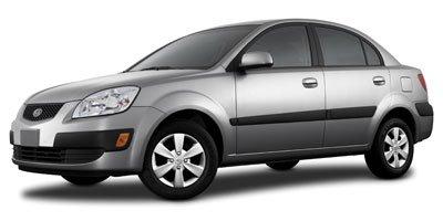 2009 Kia Rio LX, 4 Door Sedan Automatic Transmission ...