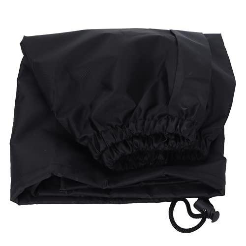 비 먼지와 눈 100% 브론드 뉴(블랙)로부터 가스 탱크를 운반하기 쉬운 오븐 커버 방수 420D 옥스퍼드 의류