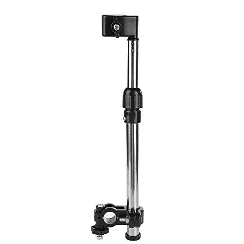VGEBY1 paraplu-uittrekbare houder, fiets-rolstoel-accessoire voor kinderwagen, uitbreiding, paraplu, steunhouder, berg-standplaats van roestvrij staal