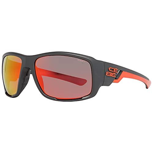 Cébé Northshore Gafas de sol Adultos unisex Matt Grey Shiny...