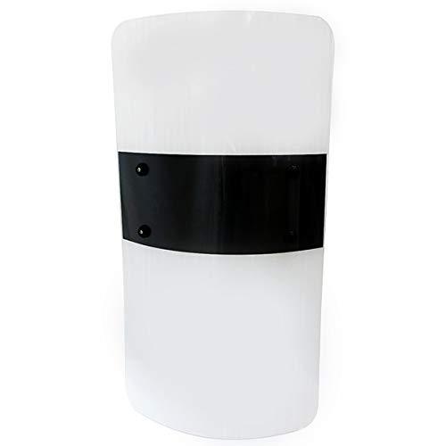 防犯用防護盾/護身用たて/防護シールド/透明ポリカーボネイト3.5mmポリカ