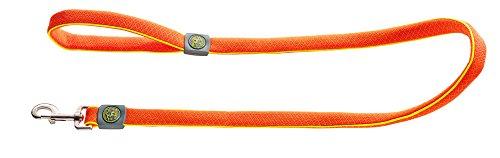 Hunter H-65921 hondenriem Maui 25/120 mesh, oranje