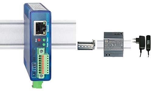 W&T Web-Thermometer PT100/PT1000, 10/100 MBit Ethernet Port, Sie erhalten 1 Packung