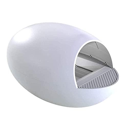 MOME Originale Litter Self Cleaning Box per Gatti, Automatico lettiera Vassoio, Crystal lettiere per Gatti, USA e Getta Lettiera Vassoio, igienico, Odore Libero