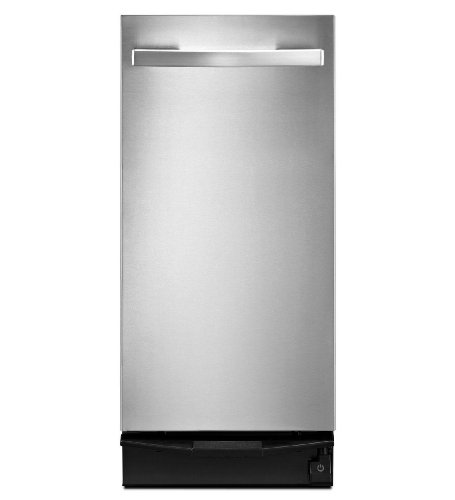 Whirlpool TU950QPXS Undercounter 15W in. Trash Compactor - Stainless Steel