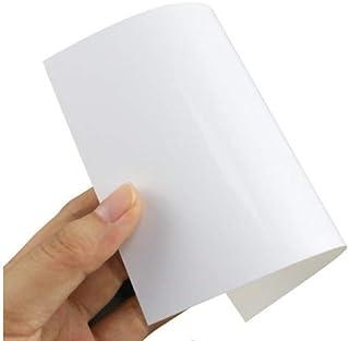 LabelOcean Premium 180g//mq Carta fotografica 100 fogli in formato A5 finitura ultra lucida e impermeabile