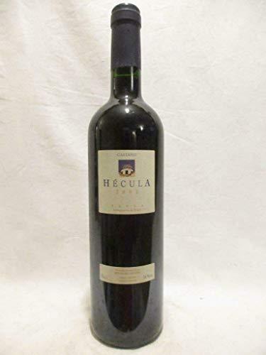 yecla castano hecula rouge 2002 - murcia Espagne