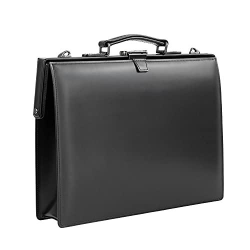 [アソボーゼ] ビジネスバッグ メンズ 本革 ダレスバッグ 薄型 革 minimal dalles(ミニマルダレス)