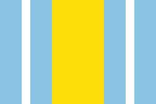 magFlags Bandera Large Castelldáns Bandera apaisada | Bandera Paisaje | 1.35m² | 90x150cm