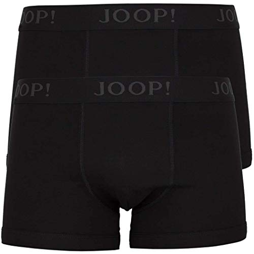 Joop! Herren Boxer, 2er Pack, Schwarz, XL
