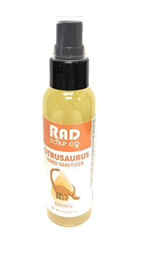 Rad Soap Company, Sanitizer Hand Citrusaurus, 2 Ounce