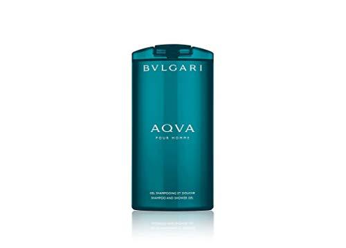 Bulgari Aqva, homme/man, Duschgel, 200 ml