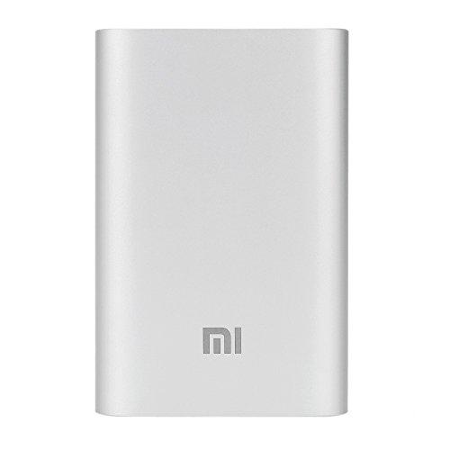 Xiaomi Mi Bank Tragbare 10000mAh Power Bank Externer Akku Ladegerät für iPhone 6 6 Plus Samsung HTC Smartphone