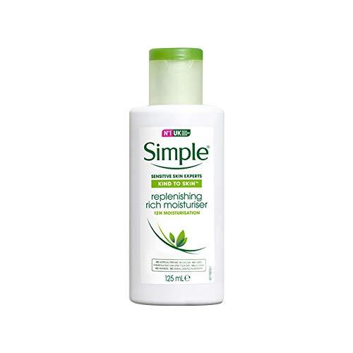 Einfache Replenishing Rich-Feuchtigkeitscreme (125ml) [Körperpflege]