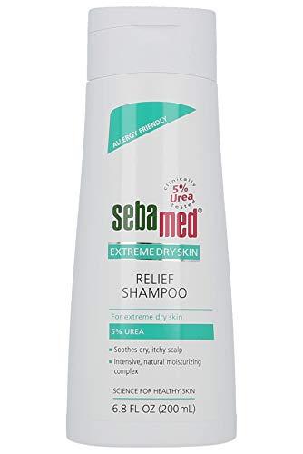 Sebamed Extreme Dry Skin Relief Shampooing avec 5% d'Urea pH 5,5 75ml