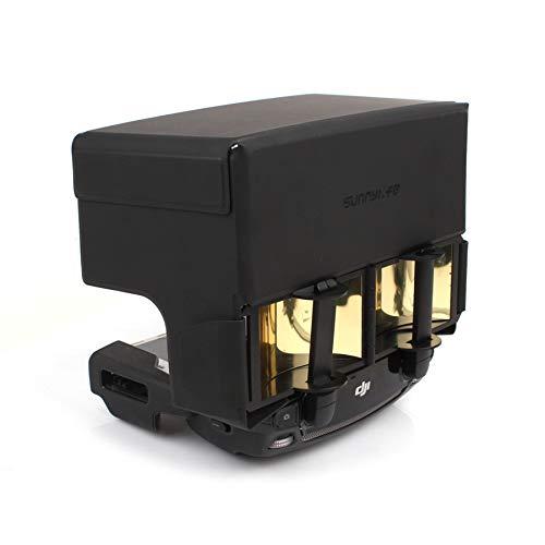 Protetor de Sol e Amplificador de Sinal Controle DJI Spark e Mavic (Pro/Air / 2 / Mini)