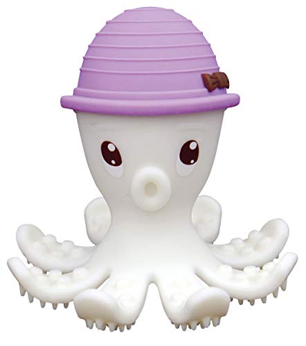 Baby-To-Love BONNIE THE OCTOPUS (Lilas)