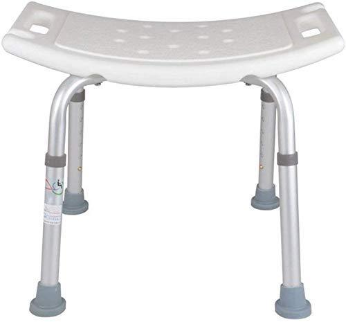 LKK-KK Bath Chair, vasca da bagno doccia sede della sedia regolabile Heavy Duty massima 200kg adatto for gli anziani, bambini, i disabili