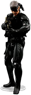 Metal Gear Solid 4 Medicom Real Action Heroes 12 inch Action Figure Solid Snake