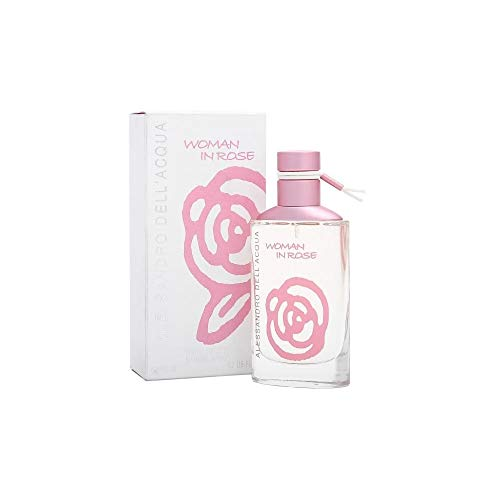 ALESSANDRO DELL'ACQUA Woman Rose - Desodorante vaporizador 50 ml