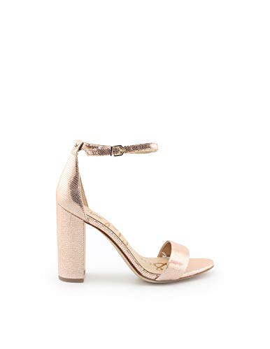 SAM Edelman Luxury Fashion Dames YAROGOLD sandalen | Lente zomer