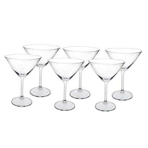 Taças Para Martini Bohemia Transparente