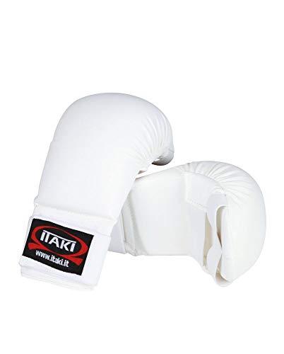 guantini karate kumite ORIENTE SPORT Guantino Karate Kumite Itaki – Bianco – XL