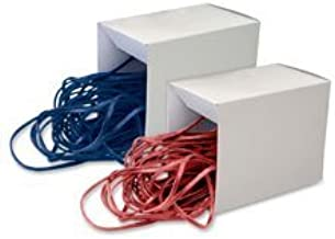 """product image for Rubberband, Medium, 44 Gallon, 12"""""""", 50/BX, Red, Sold as 1 Box, 50 Each per Box"""