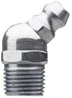 45 Degree Pack of 150 pcs Alemite 1688-B 19//64 Shank Length Fitting Adapter