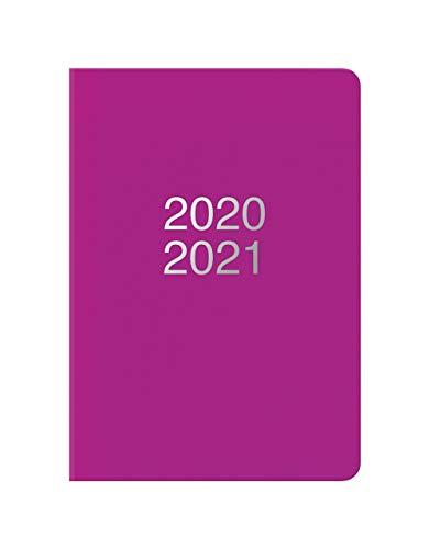 Letts Schülerkalender A5 Dazzle purple 1Woche/2Seiten 2020/2021