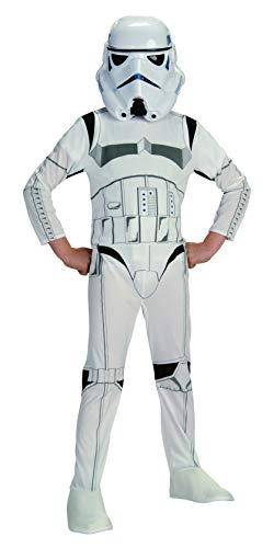 Rubies Star Wars Rebels Imperial Stormtrooper Costume, Child Large