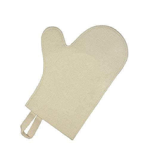 Filz-Handschuh für Sauna aus Filz - für Reisig und ALS Hitzeschutz
