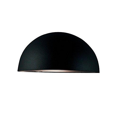 Nordlux Scorpi Applique murale E14 IP23 Noir Classe d'efficacité énergétique : A++ - D