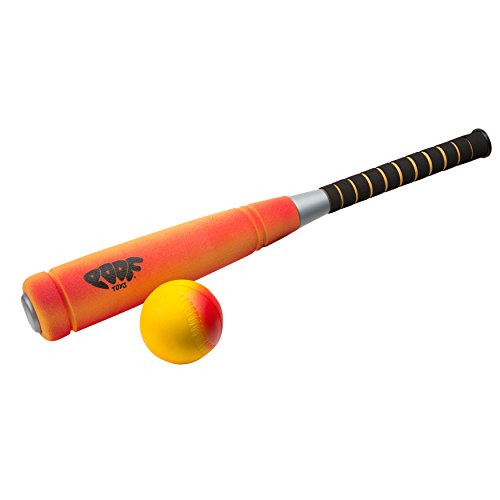 POOF 24-Inch Foam Home Run Bat and Ball Jr.