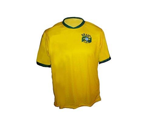 Brasilien Trikot Größe S