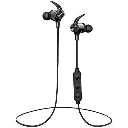 Boltune Cuffie Bluetooth Sport Magnetiche Auricolari Bluetooth 5.0 Senza Fili Ultraleggere IPX7...